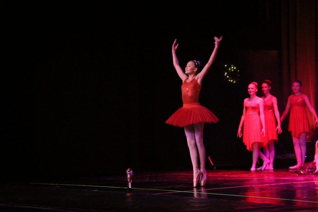 Balettdansarar