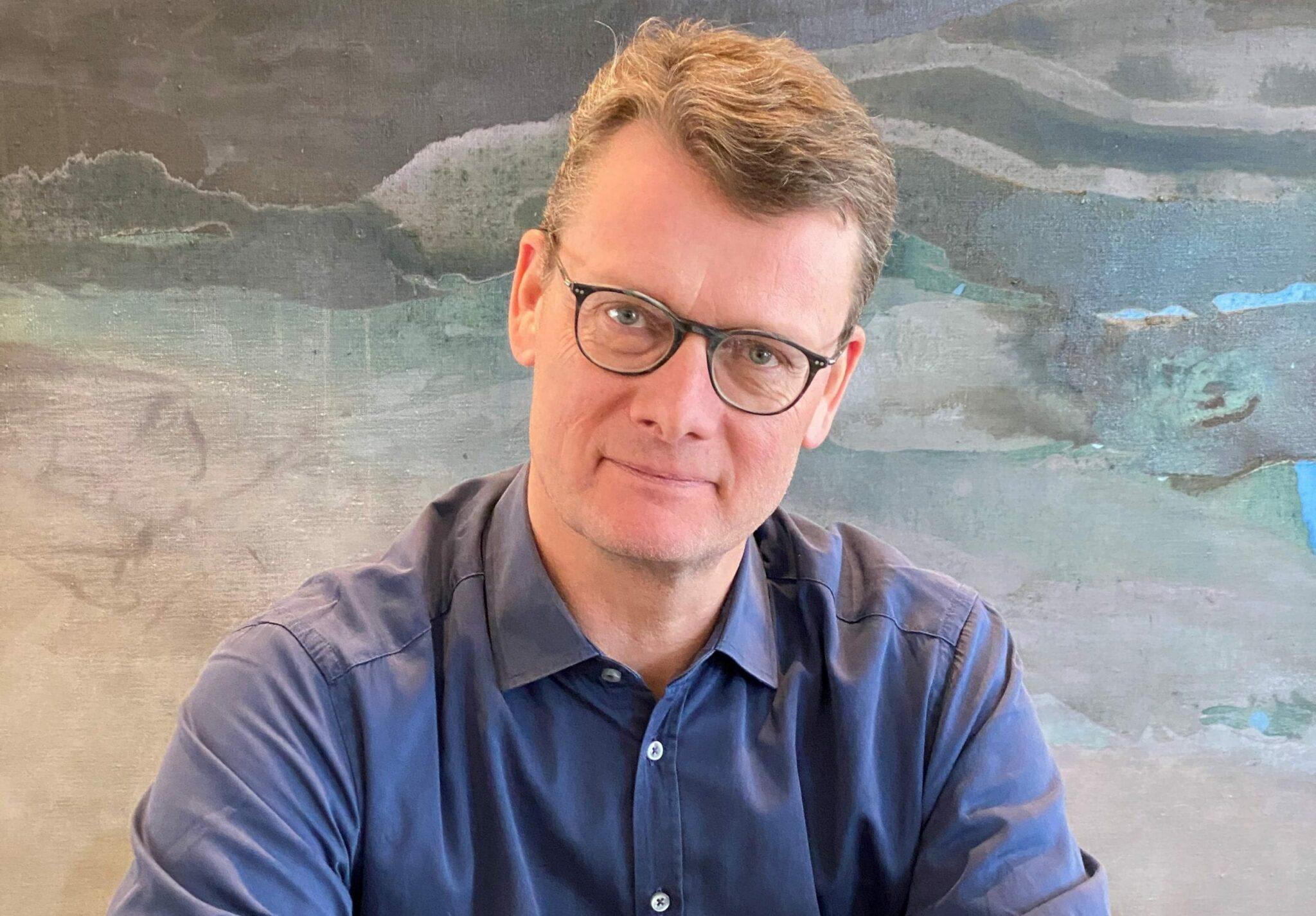 Geir K. Hus, marknads- og informasjonssjef i Landslaget for lokalaviser.