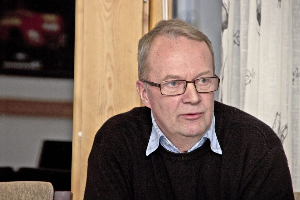 Kommuneoverlege Jan Håkon Fjeldheim