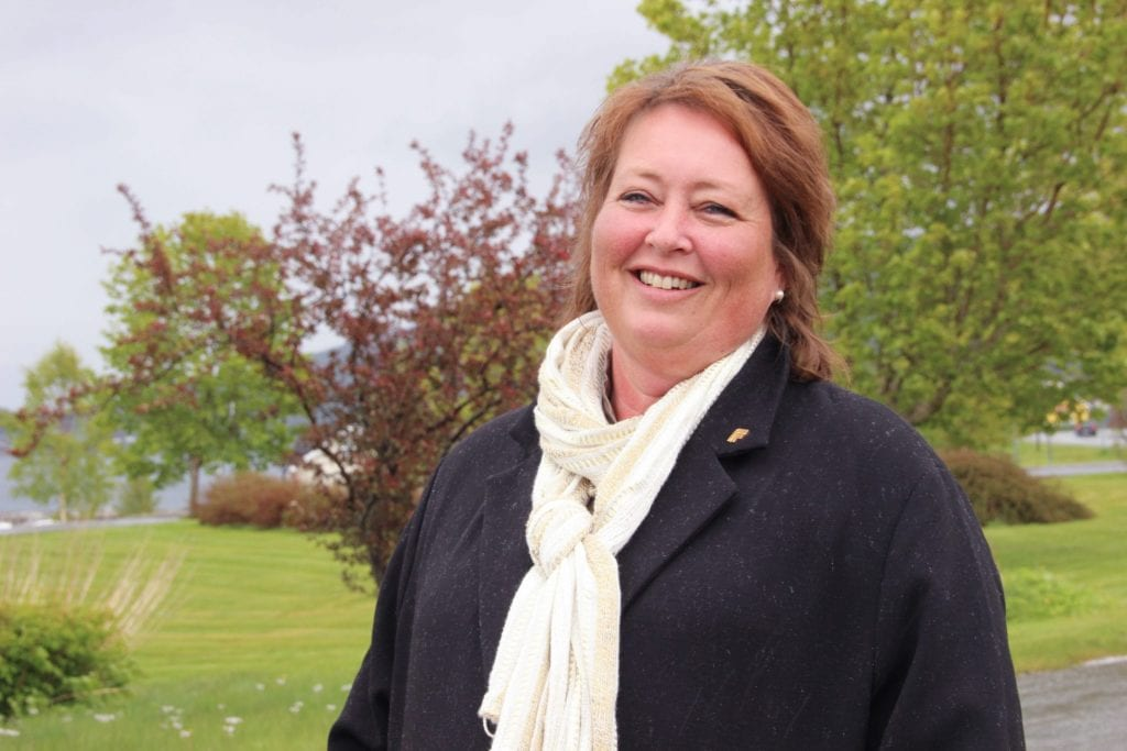 Anne Marie Fiksdal (FrP).