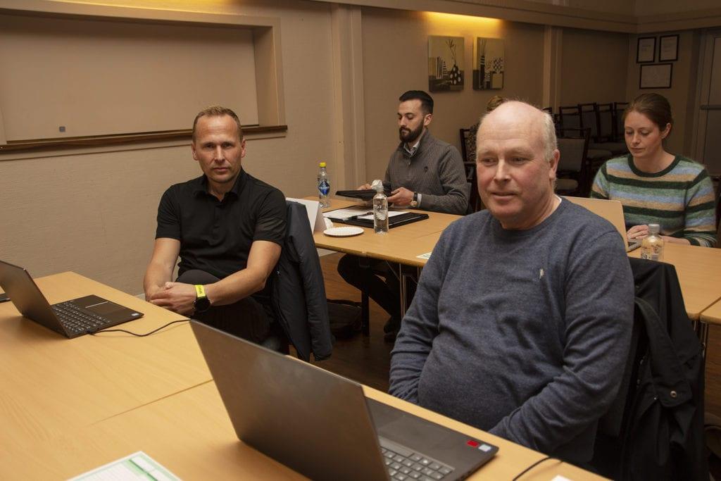 Geir Tony Tomren og Lars Helge Eidhamar har begge meldt seg ut av Senterpartiet.