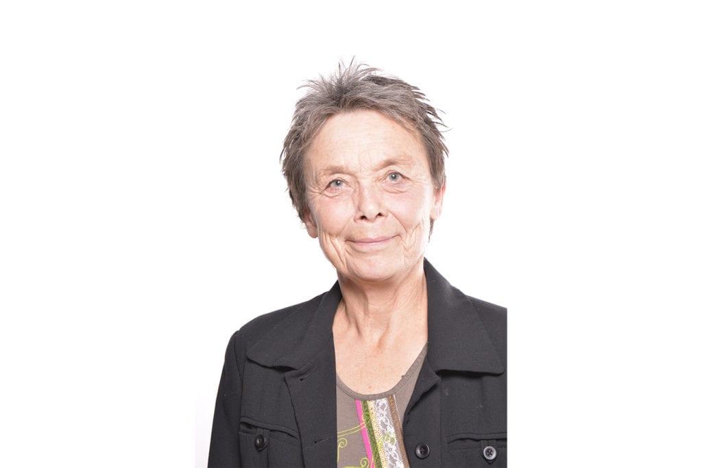 Kristin Sørheim (SP) - Leiar i samferdselsutvalet i Møre og Romsdal.
