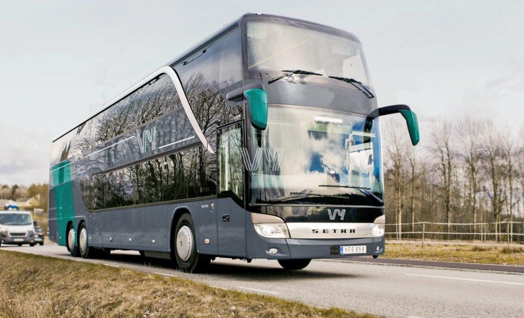 Vy Buss startar nattbussrute mellom Ålesund og Oslo via Vestnes. Første avgang er fredag kveld.