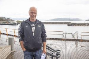 Petter Hanssen er ein av mange fiskarar som no fryktar at Tressa og Skorgeelva vert stengt for fiske neste åt.