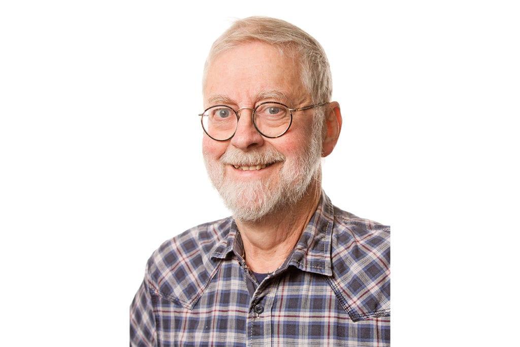 Professor emeritus, Martinus Løvik