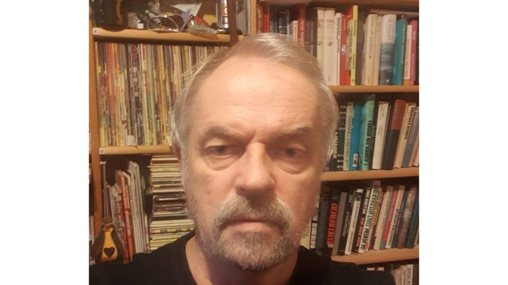 Øyvind Granberg (Foto: Privat)